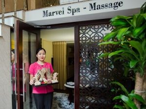 Marvel Spa and Massage