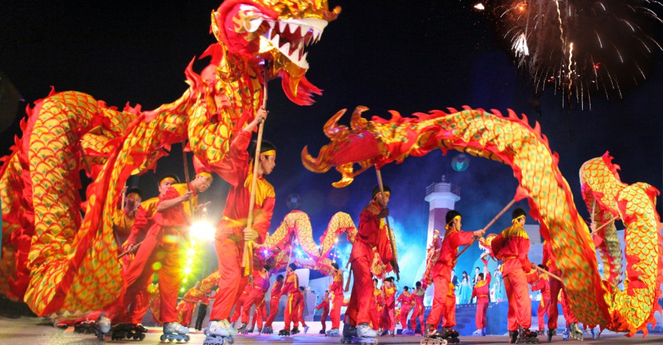 Carnaval Ha Long 2016 - Source: The Light Ha Long