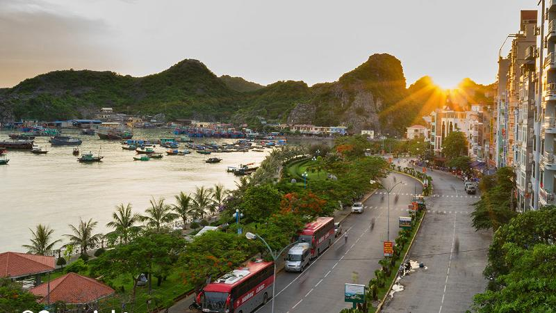 Hai Phong Port City - Source: Asia Web Direct