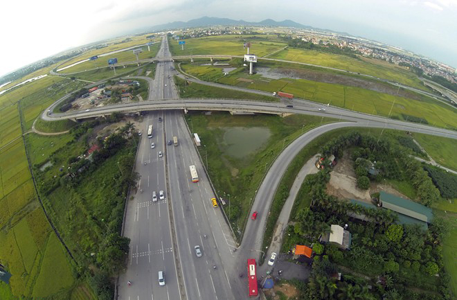 Highways in Vietnam - Source: Viet Vision Travel