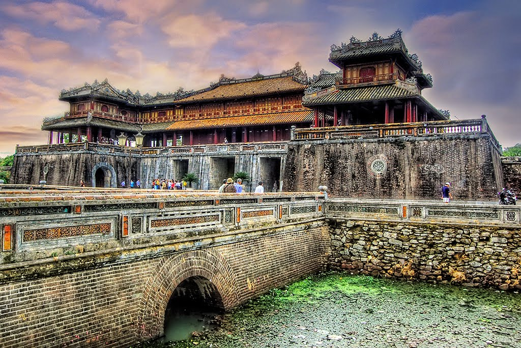 Hue Ancient City - Source: Vietnam Travel