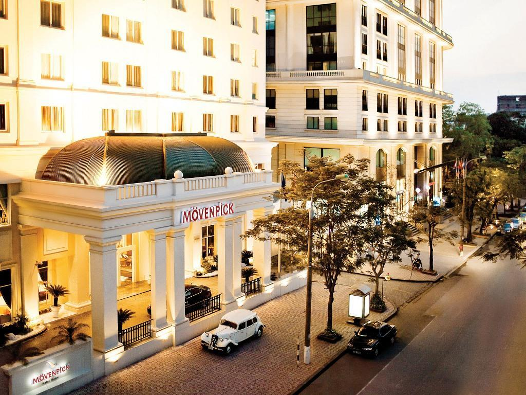 Movenpick Hanoi - Source: Booking.com