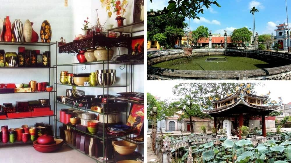 Ha Thai village - Places to visit near Hanoi